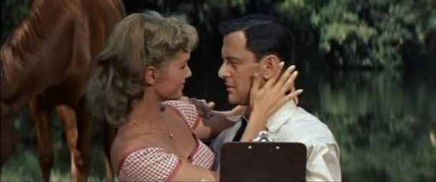 Image credit MGM, The Mating Game, 1959