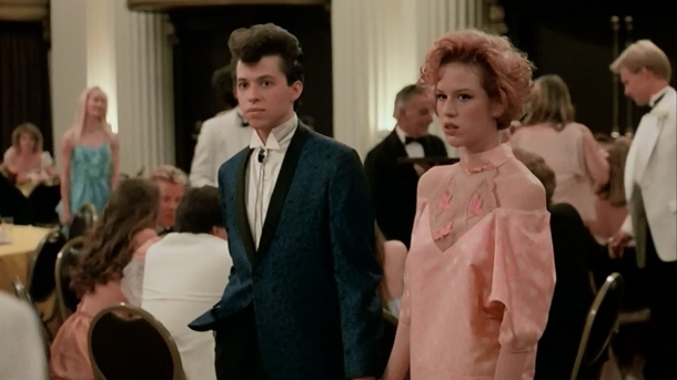 Image credit Paramount Pictures, 1986, Pretty in Pink