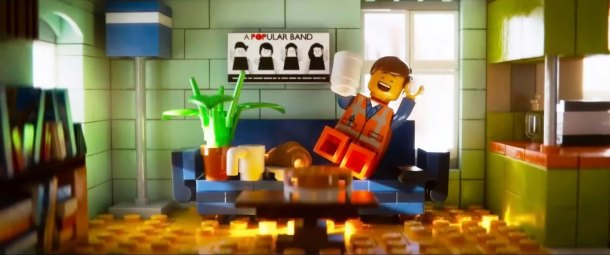 Image Credit: Warner Bros, 2014, The Lego Movie