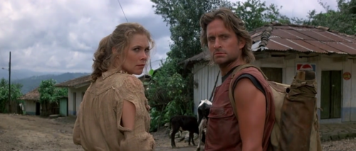 Image Credit Twentieth Century Fox, Romancing the Stone, 1984