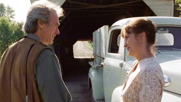Image Credit Warner Bros Pictures, 1995, Bridges of Madison County