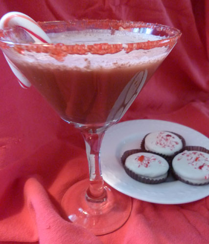 chocolate-peppermint-martini