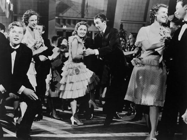 Image credit Liberty Films, 1946, It's a Wonderful Life