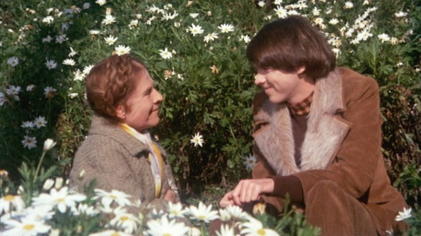 Image credit Paramount Pictures, Harold and Maude, 1971