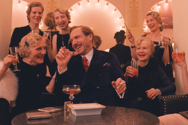 Image Credit: 20th Century Fox, The Grand Budapest Hotel, 2014