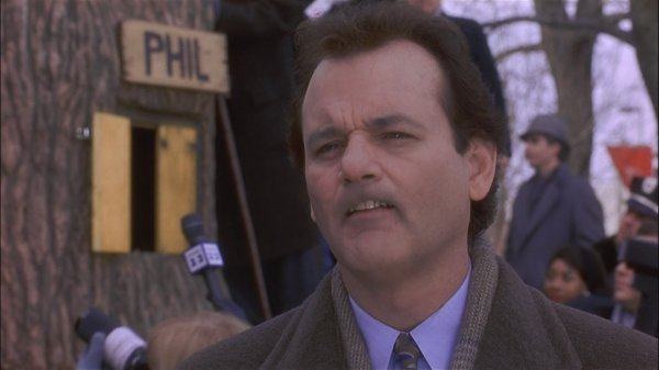 Image credit Columbia Pictures, Groundhog Day, 1993