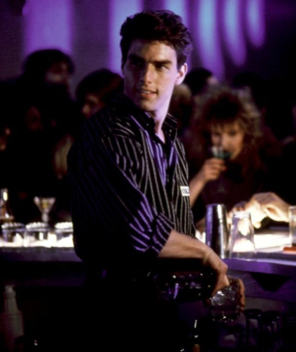 Image credit Touchstone Pictures, 1998, Cocktail