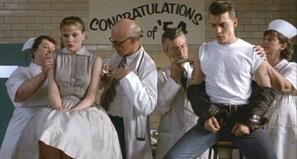 Image Credit: Universal Pictures, Cry-Baby, 1990