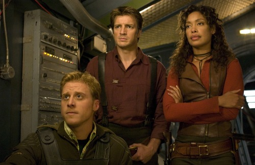 Image credit: Universal Pictures, Serenity, 2005