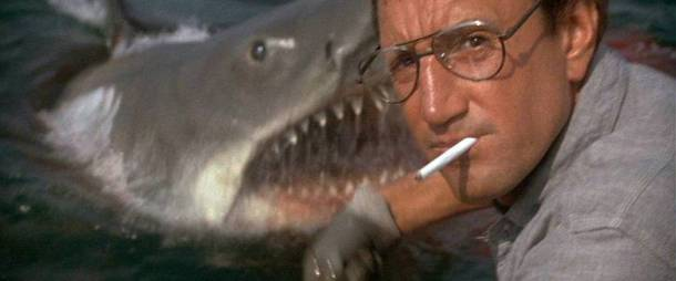 Image credit Jaws, 1975