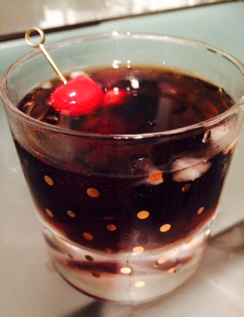 spiked cherry coke