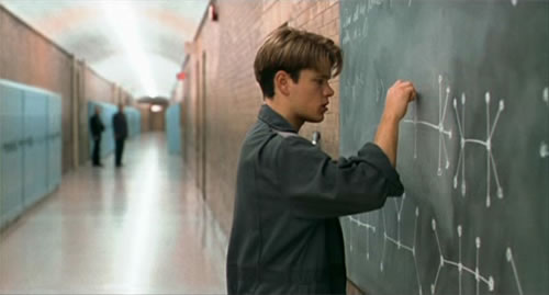 Image credit: Good Will Hunting, 1997