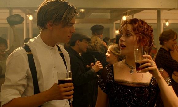 Titanic rose beer
