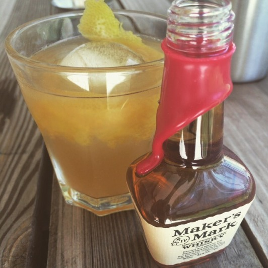 Makers Mark Sour