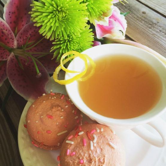 erstwhile tea