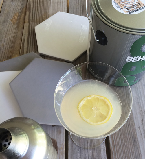 Bee Martini