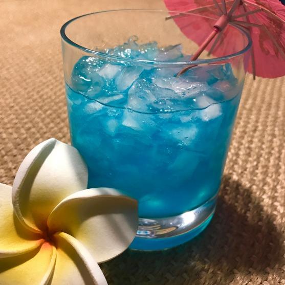 Blue Beachcomber