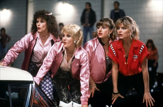 Grease 2 pink ladies