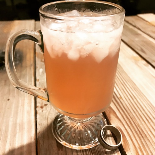 Ginger Mead collins