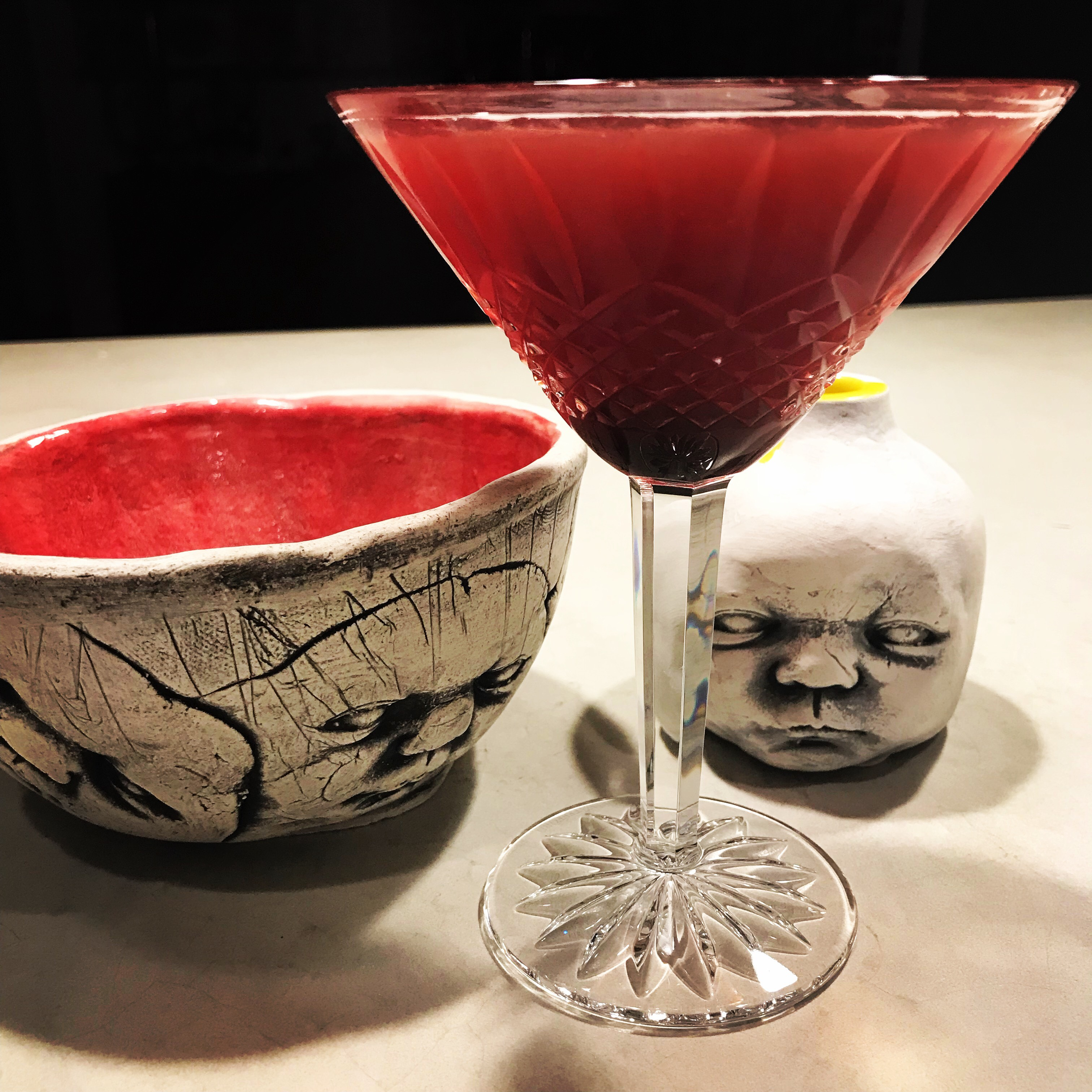 Bloody Mar-Tea-Ni