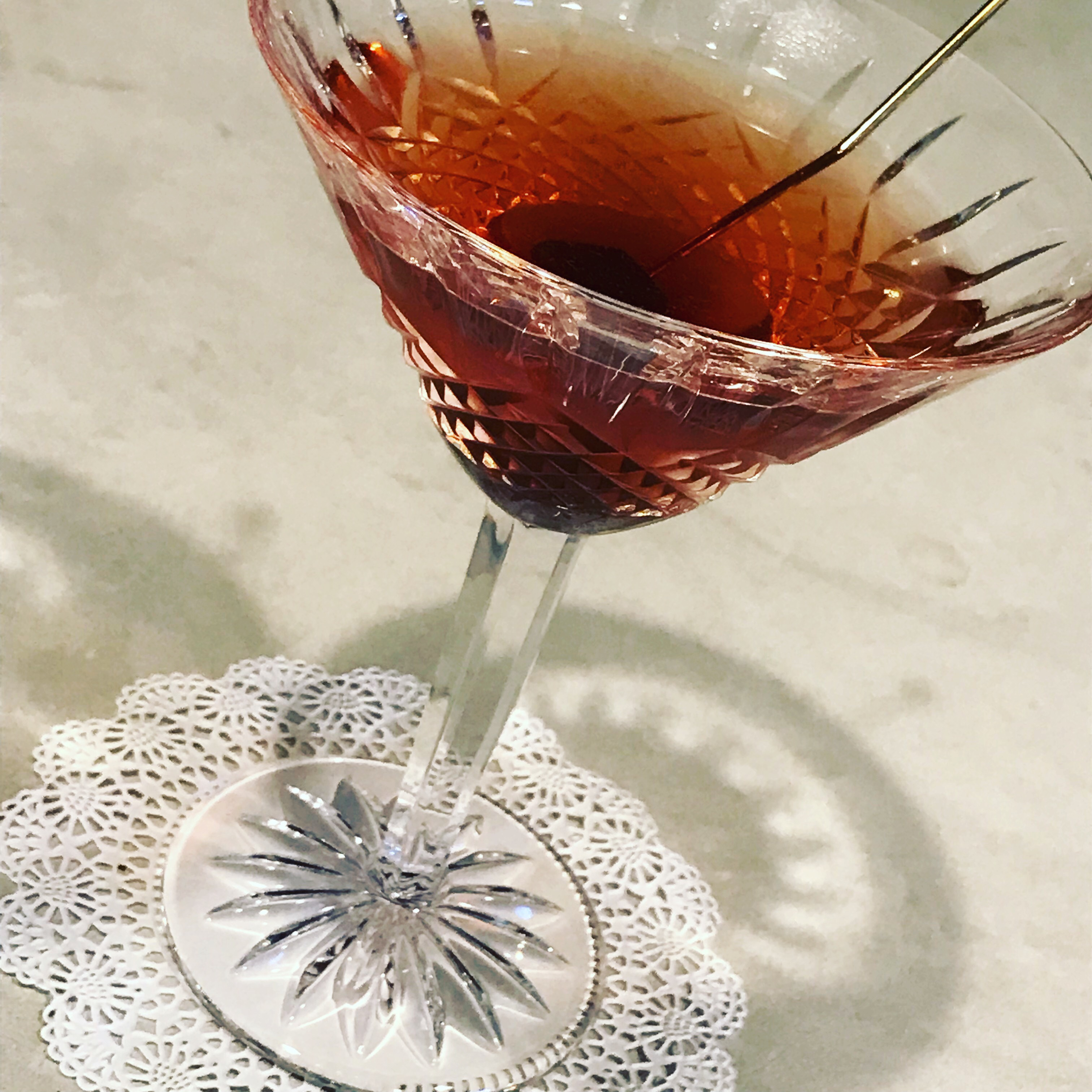Red Velvet Martini