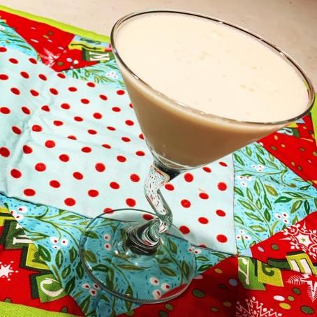 Rum Cake Martini