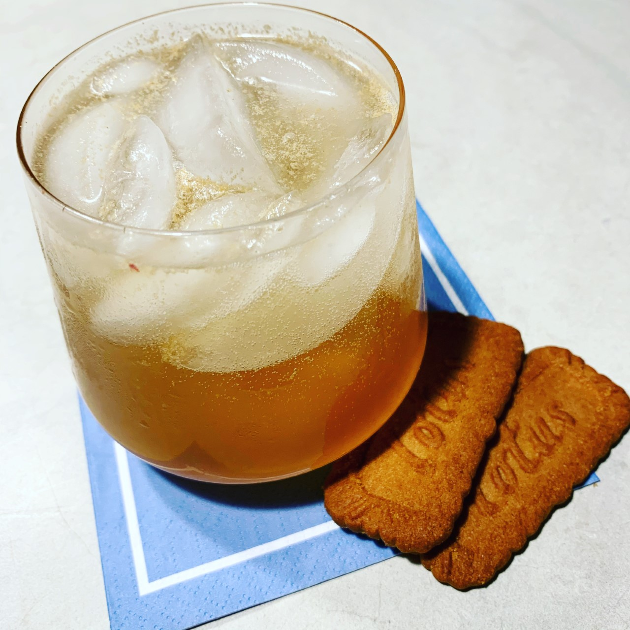 Biscoff Highball